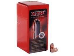 Hornady XTP Bullets 38 Caliber (357 Diameter) 158 Grain Jacketed Hollow Point Box of 100
