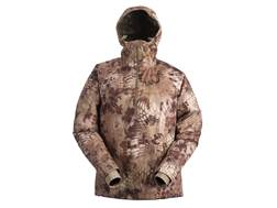Kryptek Men's Poseidon Lightweight Rain Jacket Polyester Highlander Camo