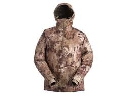 Kryptek Men's Poseidon Lightweight Rain Jacket Polyester Highlander Camo