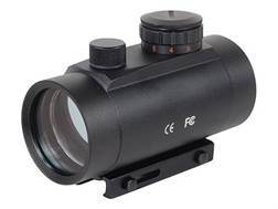 Tasco Red Dot Sight 47mm Tube 1x 42mm 5 MOA Dot with Integral Weaver-Style Mount Matte