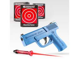 LaserLyte Triple Tyme Laser Trainer Kit with Compact Pistol Housing and LT-Pro Laser Trainer