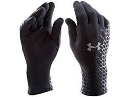 Under Armour UA Armour Stretch Gloves Synthetic Blend Black XL