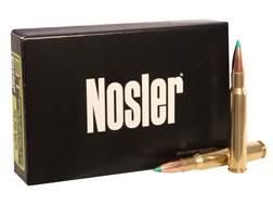 Nosler BT Ammunition 30-06 Springfield 180 Grain Ballistic Tip Box of 20