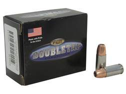 Doubletap Ammunition 9mm Luger +P 147 Grain Bonded Defense Jacketed Hollow Point Box of 20