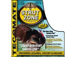 Tecomate Strut Zone Turkey Mix Annual Food Plot Seed 5 lb