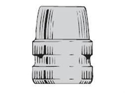 Saeco 4-Cavity Bullet Mold #058 45 Caliber (452 Diameter) 215 Grain Semi-Wadcutter Bevel Base