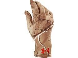 Under Armour UA Camo HeatGear Gloves Synthetic Blend