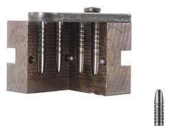 Lyman 2-Cavity Bullet Mold #266469 6.5mm (264 Diameter) 140 Grain Round Nose Gas Check