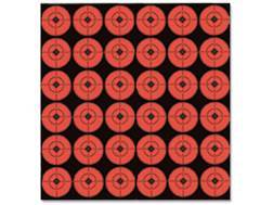 "Birchwood Casey Target Spots 1"" Fluorescent Red Package of 360"
