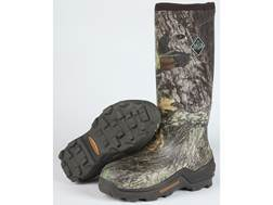 "Muck Woody Elite 17"" Waterproof Insulated Hunting Boots Rubber and Nylon Mossy Oak Break-Up Camo Men's"