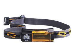 Fenix HL10 Headlamp LED with 1 AAA Battery Aluminum Black/Orange