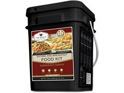 Wise Food Gluten Free 84 Serving Breakfast and Entr%XE9e Grab & Go Freeze Dried Food Kit