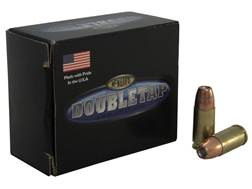 Doubletap Ammunition 380 ACP 90 Grain Bonded Defense Jacketed Hollow Point Box of 20