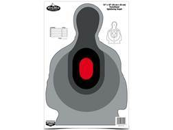 "Birchwood Casey Dirty Bird 12"" x 18"" Transitional Silhouette Targets Package of 50"