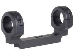 "DNZ Products Game Reaper 1-Piece Scope Base with 1"" Integral Rings Thompson Center Encore, Omega-X Matte High"