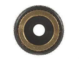 """Williams Aperture Twilight 3/8"""" Diameter with .093 Hole Steel Black"""