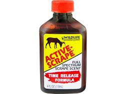 Wildlife Research Center Active Scrape Deer Scent Liquid 4 oz