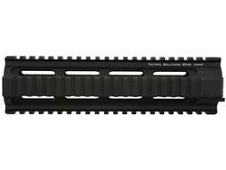 Tactical Solutions Free Float Tube Handguard Quad Rail AR-15 Mid-Length Aluminum Black