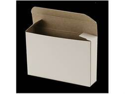 """BPI """"Factory Style"""" Shotshell Box 12 Gauge 3-1/2"""" 5-Round White Package of 10"""