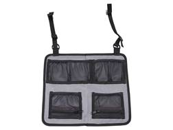 LOCKDOWN Universal Vault Door Hanging Organizer Gray and Black