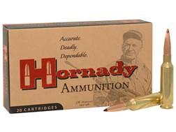 Hornady Match Ammunition 6.5 Creedmoor 140 Grain ELD Match Box of 20