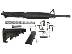 "Del-Ton Mid-Length Carbine Kit AR-15 5.56x45mm NATO 1 in 7"" Twist 16"" Chrome Lined Heavy Contour ..."