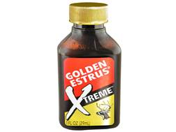 Wildlife Research Golden Estrus Xtreme Deer Scent Liquid 1 oz