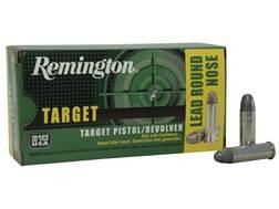 Remington Target Ammunition 32 S&W Long 98 Grain Lead Round Nose Box of 50