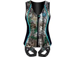 Hunter Safety System Contour Women's Treestand Safety Harness Realtree Xtra Camo Small/Medium