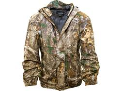 MidwayUSA Men's Cold Bay Rain Jacket Realtree Xtra Camo Large
