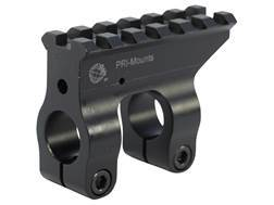 "PRI Gas Block Single Picatinny Rail AR-15, LR-308 Lightweight Barrel .625"" Inside Diameter Aluminum Matte- Blemished"