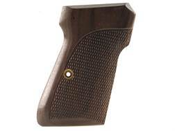Hogue Fancy Hardwood Grips Walther PP, PPK/S Checkered Rosewood