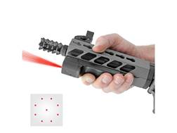LaserLyte Lyte Ryder Center Mass Red Laser Sight Picatinny Style Mount Matte