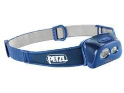 Petzl Tikka+ 140 Lumen LED Headlamp Blue Jean