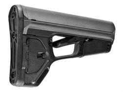 Magpul Stock ACS-L Collapsible Commercial Diameter AR-15, LR-308 Carbine Synthetic Black