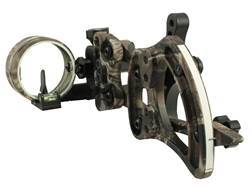 "TRUGLO Archer's Choice Range Rover Micro-Adjust Slider 1-Pin Bow Sight .019"" Diameter Pins Lost Camo"