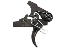 "Geissele SSA-E Super Semi Automatic Enhanced Trigger AR-15, LR-308 Small Pin .154"" Two Stage Matte"