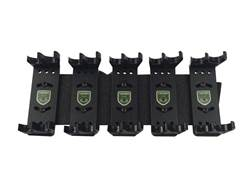 Taccom 20up Duelin Deuces Shotshell Ammunition Carrier Chest Rig 12 Gauge 20-Round Black
