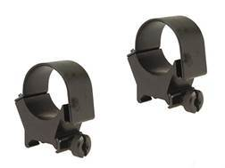 Weaver 30mm Top-Mount Weaver-Style Rings Matte High