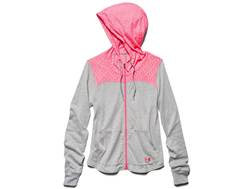 Under Armour Women's UA Bliss Hooded Sweatshirt Synthetic Blend