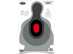 "Birchwood Casey Dirty Bird 12"" x 18"" Transitional Silhouette Targets Package of 8"