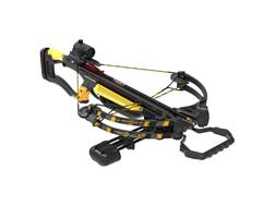 Barnett Recruit Youth 30 Crossbow Package with Red Dot Sight Yellow