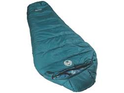 Coleman Youth 30 Degree Mummy Sleeping Bag Blue