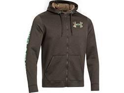 Under Armour Men's ColdGear Infrared Storm Caliber Full Zip Hooded Sweatshirt Polyester