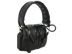 Peltor Tactical PRO Electronic Earmuffs (NRR 26dB) Black