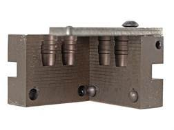 Saeco 2-Cavity Bullet Mold #458 45 Caliber (452 Diameter) 255 Grain Semi-Wadcutter