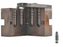 Lyman 2-Cavity Bullet Mold #311291 30 Caliber (309 Diameter) 170 Grain Round Nose Gas Check
