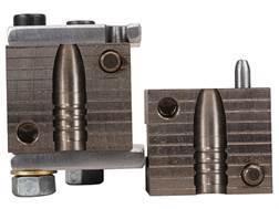 "Hoch Custom 1-Cavity Nose Pour Bullet Mold 30 Caliber (310 Diameter) 165 Grain Semi-Spitzer Gas Check .975"" Bullet Length"