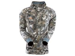Sitka Gear Men's Fanatic Hooded Sweatshirt Polyester Gore Optifade Elevated Forest II 2XL