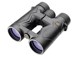 Leupold BX-3 Mojave Binocular 8x 42mm Roof Prism Armored Black with Leupold S4 LockDown X Harness